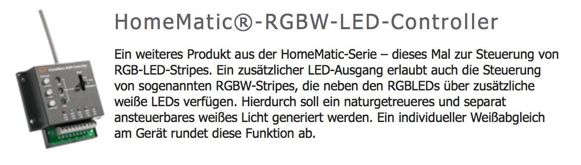 Ankündigung im Juli 2014 auf http://www.elv.de/vorschau-journal-1.html