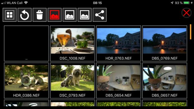 app controlmycamera2