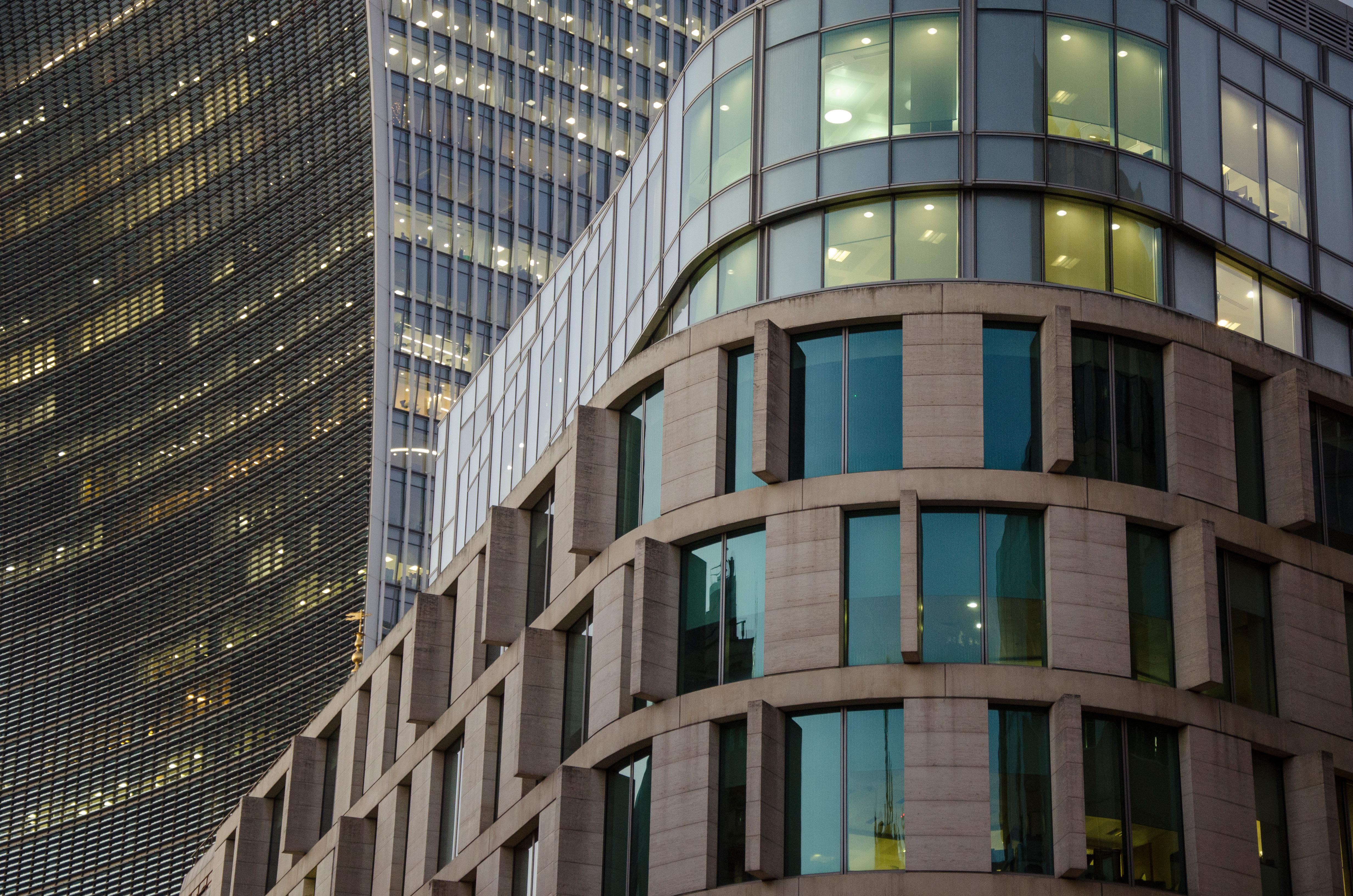 """Architekturfotografie London, Reihe """"Windowseat"""" von Daniel Beckemeier"""