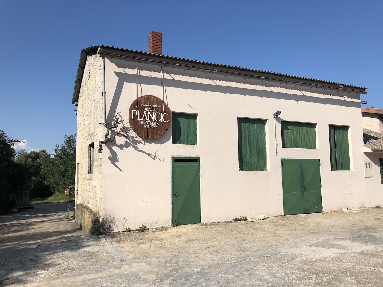 Das Weingut Plančic auf Hvar