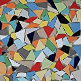 Fliesenbruch frostfest Verschiedene Mixe Mosaik Bruchfliesen (3.5, Buntmix)