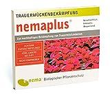 nemaplus SF Nematoden zur Bekämpfung von Trauermücken - 6 Mio. für 12m² Blumenerde oder 60 Pflanzen