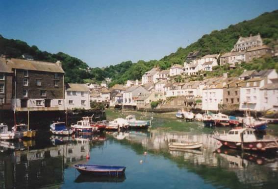 Mit dem Wohnmobil durch Cornwall – 1999