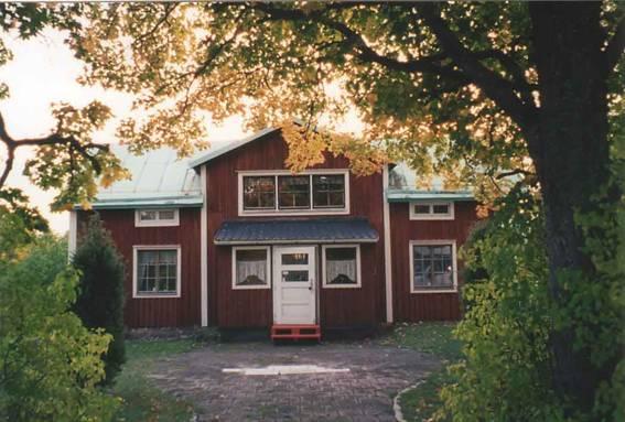 Unsere erste Wohnmobiltour nach Schweden – 1999