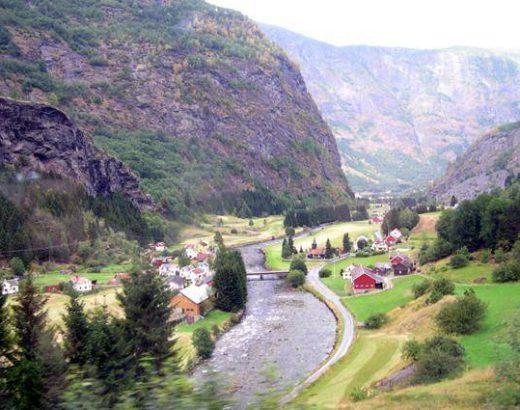 Norwegen 2004