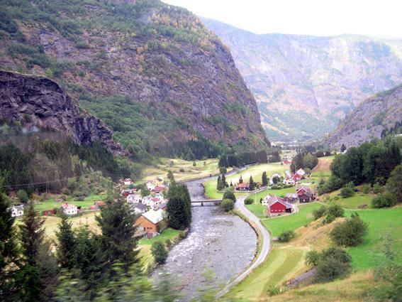 Mit dem Wohnmobil durch Norwegen – 2004
