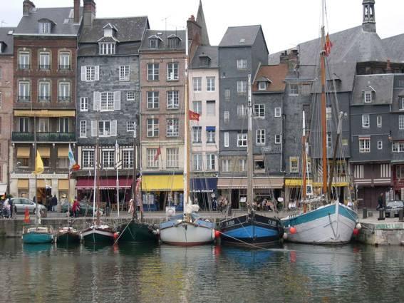 Frankreich: Mit dem Wohnmobil durch das Loiretal zur Normandie – 2004