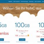 HubiC Angebote Stand April 2016
