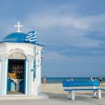 kapelle am strand olympic beach