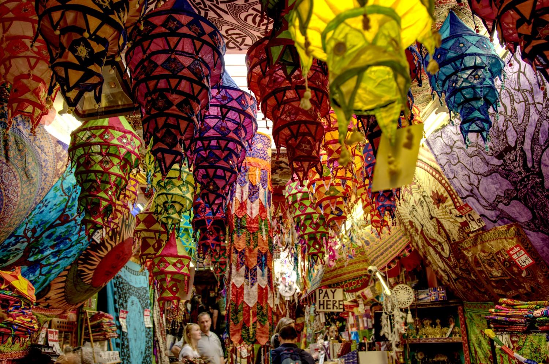 """Indisches Flair im """"Namasté""""-Shop am Camden Market"""