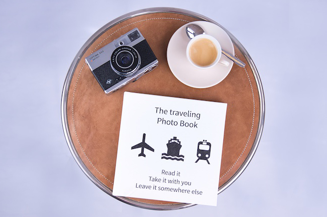 Our traveling photobook