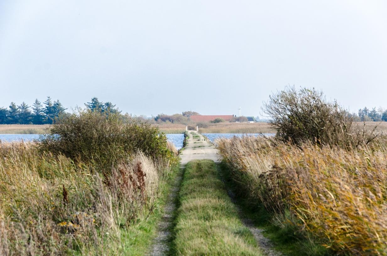 """Die alte Überfahrt zur Insel """"Hindø"""", 2017"""