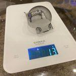 Mavic 2 Pro Gimbal Cover mit einem Gewicht von 13g