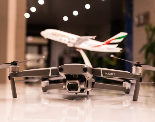 Carry Drone Batteries in an airplane