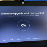 After Windows 10 Upgrade: Black desktop, Start menu doesn't open, programs don't start