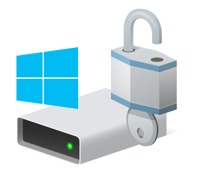 Locked out:  If Bitlocker does not recognize your password