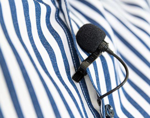 BOYA BY-M1 preiswertes Ansteckmikrofon für guten Videoton mit DSLR