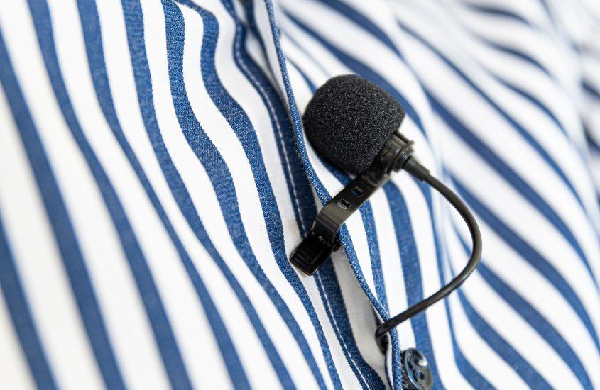 Ein günstiges Ansteckmikrofon für guten Videosound an der DSLR