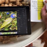 Controlling Lightroom for iPad with a mouse
