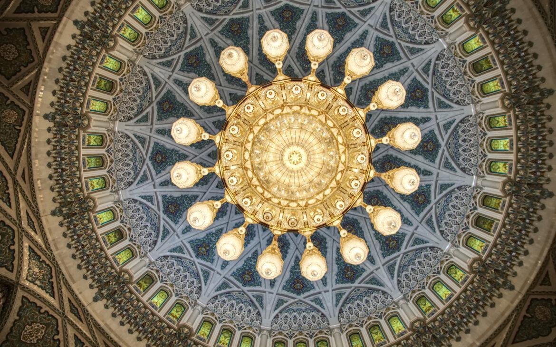 Scheich-Zayid-Moschee – Sigma 17-50mm – 17mm – F2,8 – 1/160 Sec – ISO320 – Nikon D500