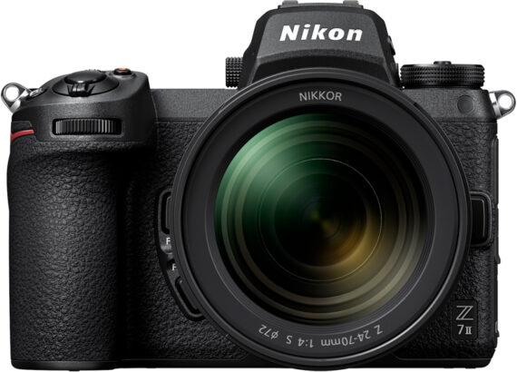 Cashback für Nikon Z6 II und Z7 II zur Markteinführung