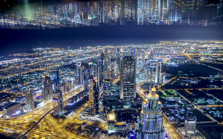Dubai from the top – Sigma 17-50mm – 17mm – F2,8 – 0,3 Sec – ISO800 – Nikon D500