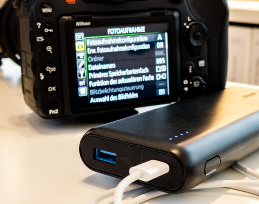 Compatible USB-C power supplies and power banks for the Nikon Z6 II and Z7 II