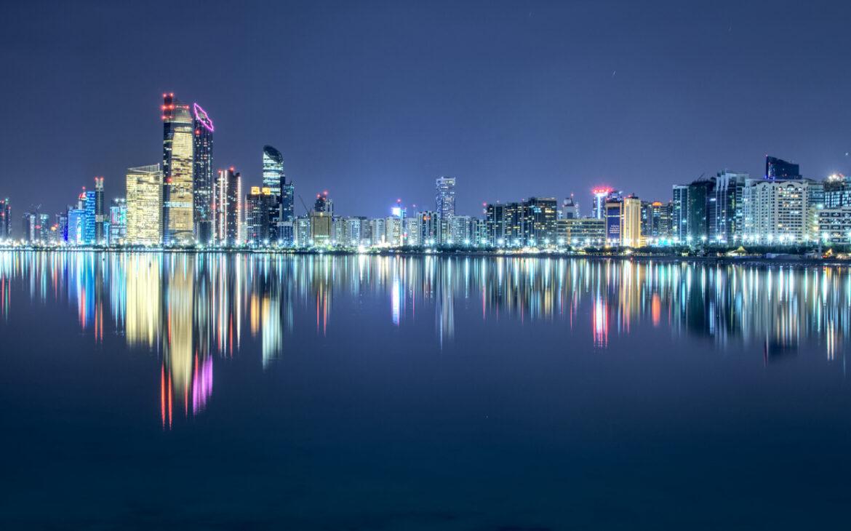Abu Dhabi Skyline – Sigma 17-50mm – 27mm – F8 – 20 Sec – ISO125 – Nikon D500