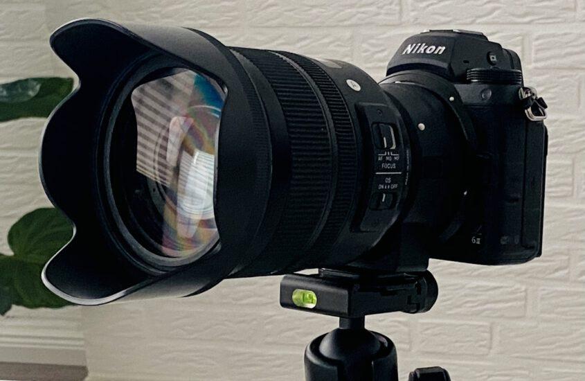 Erfahrungsbericht: Sigma-Objektive am FTZ-Adapter an Nikon Z6 II – Keine Probleme.