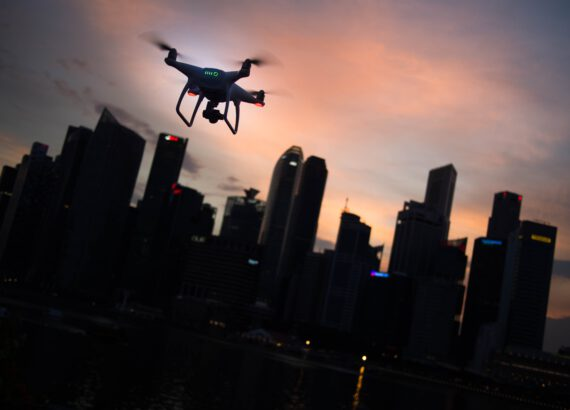 Comply with 2021 EU drone regulations with links to registration site and online exams