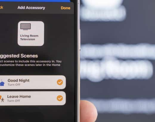 Auf Yahka-Geräte kann nicht aus der Home-App heraus zugegriffen werden.