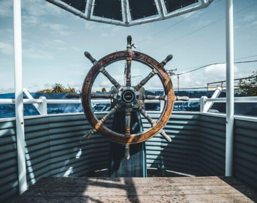 Nautische Seekarten sicher transportieren mit diesem Selbstbau-Transportgehäuse