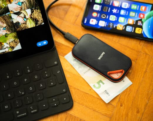 SanDisk Extreme Pro Portable V2 as a perfect companion for photographers and vloggers