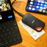 Externe SSD für Backups und Final Cut Mediatheken – im Büro und auf Reisen