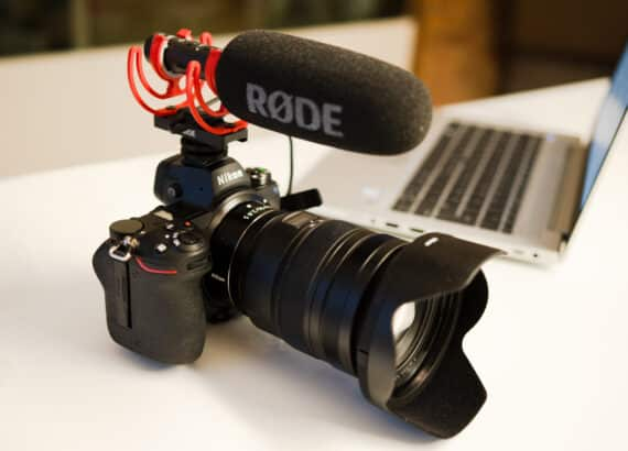 A short article about the functions of all buttons and modes of the equalizer and the recording modes of the Røde VideoMic NTG.