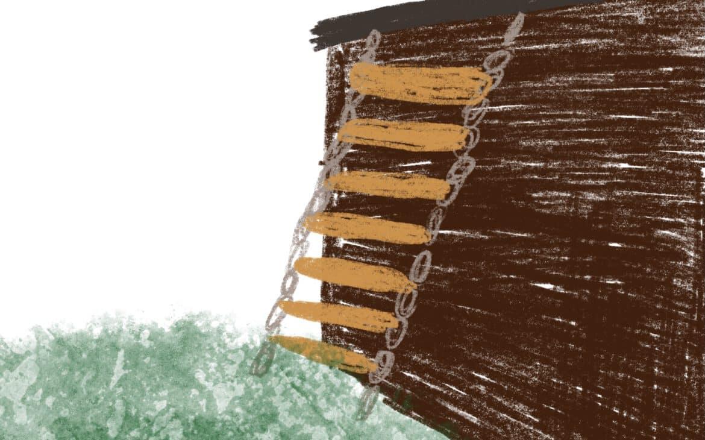 Hochprofessionelle Konzeptgrafik für unseren vertikalen Pilzgarten
