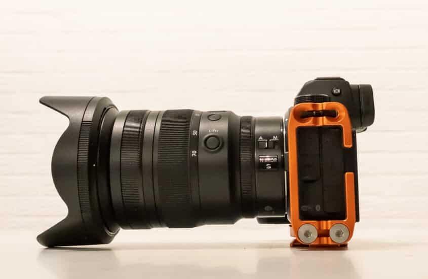 3 Legged Thing Ellie (PD) an der Nikon Z6, Z7, Z5, Z50, Z6II, Z7II – geht das?
