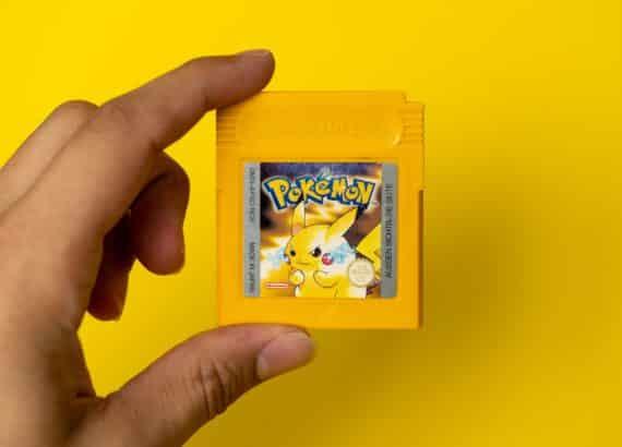 Pokemon haben in verschiedenen Spielen unterschiedliche Nummern