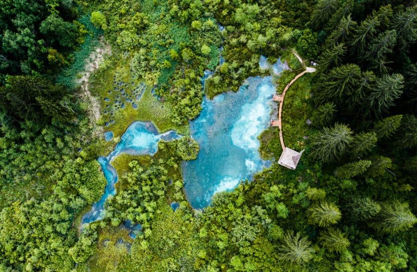 Camper van road trip through Slovenia: Real insider tips