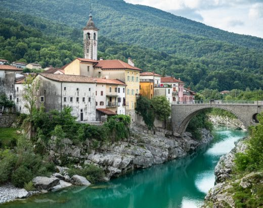 Video travelogue Slovenia